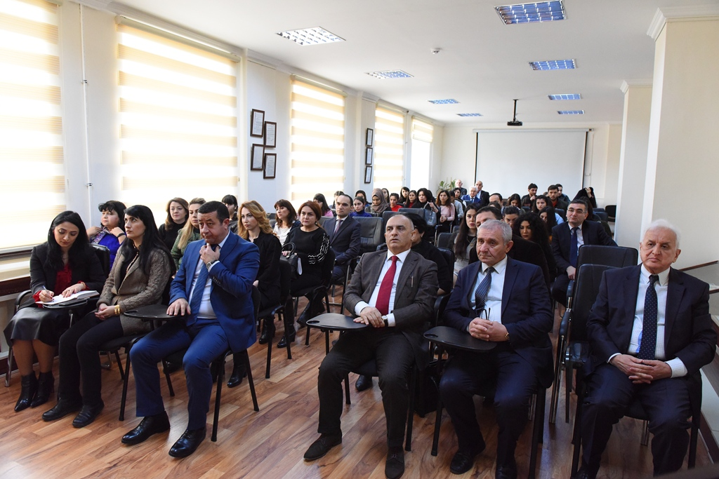 Round Table Discussions Dedicated to the Heritage of the Azerbaijani Poet Nesimi in the Context of the Literary-Philosophical Views