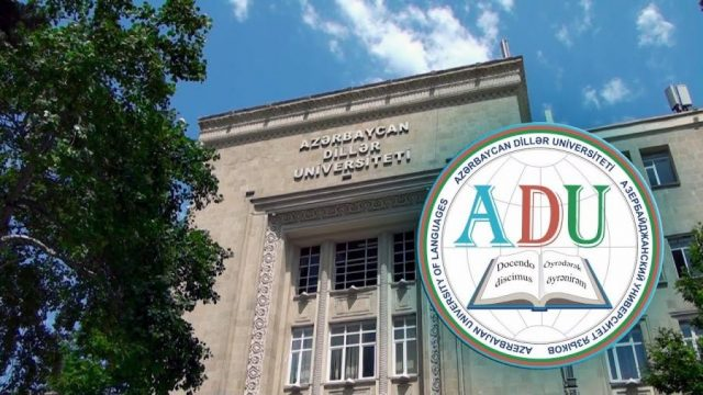 Azerbaycan University of Languages is opening a section on its official website