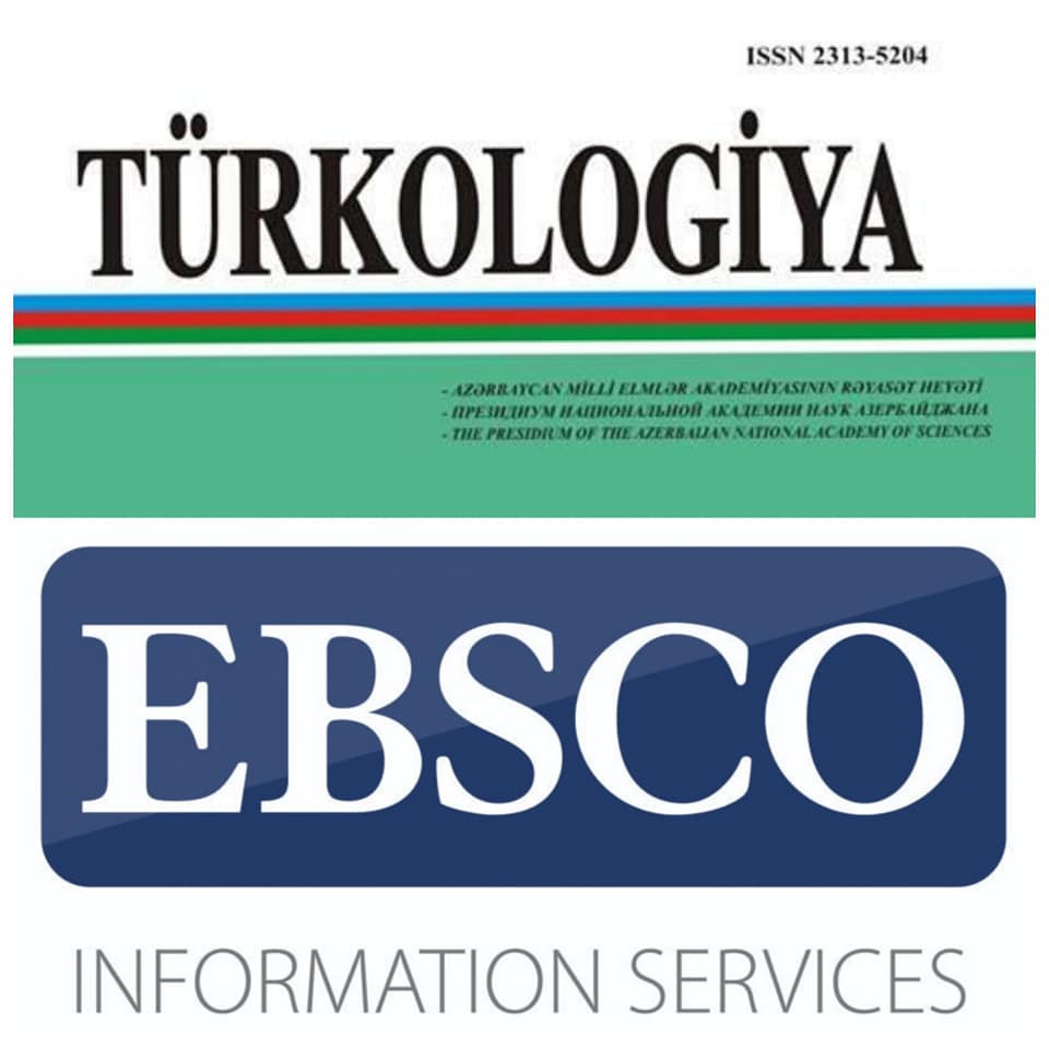 """Turkology"" Journal has been included in the EBSCO USA database"