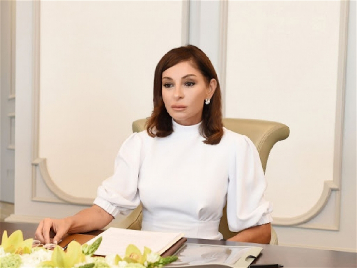 Mehriban Aliyeva: May Almighty God bless our army, people, Motherland and our President